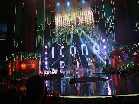 Kids' Choice Awards Mexico 2015 - Las Mejores Performances