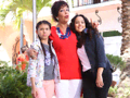 ¡La familia de Toni!