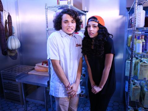 Toni, la Chef - Momentos entre Toni y Nacho