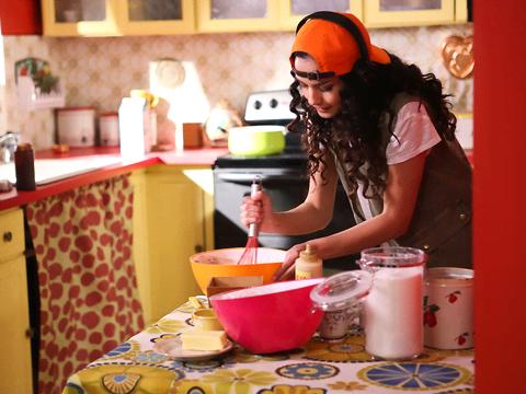 Toni, la Chef - Todo pasa en la Cocina