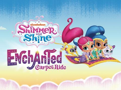 Shimmer and Shine: Enchanted Carpet Ride