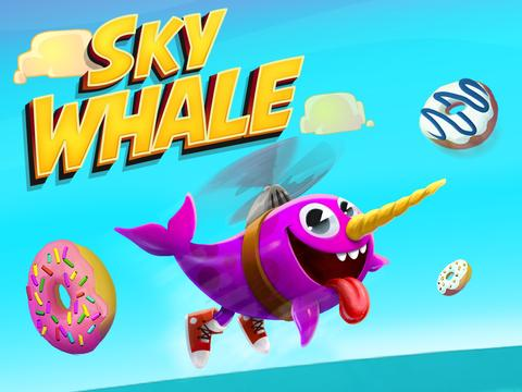 Sky Whale - Get it for FREE!