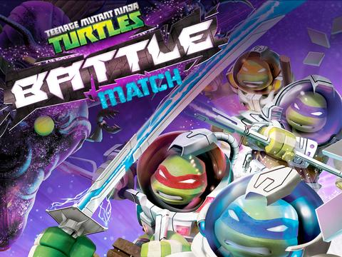 TMNT Battle Match