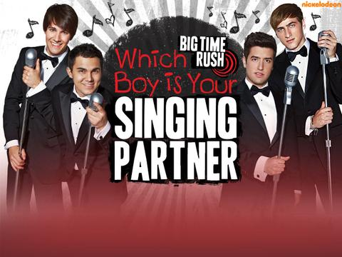 Big Time Rush: Which BTR Boy Is Your Singing Partner?