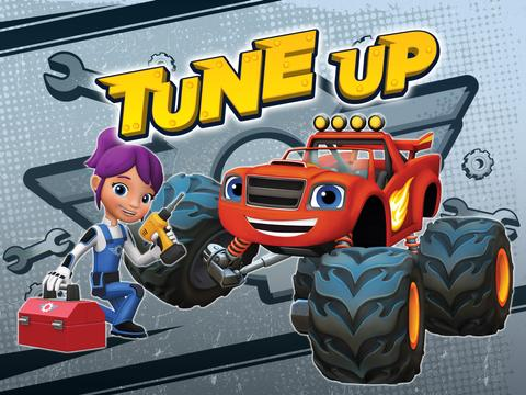 Blaze and the Monster Machines: Tune Up