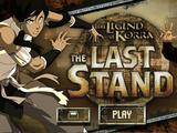 The Legend of Korra: The Last Stand