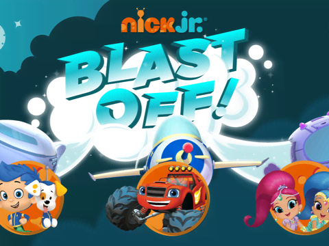 Nick Jr. Blast Off