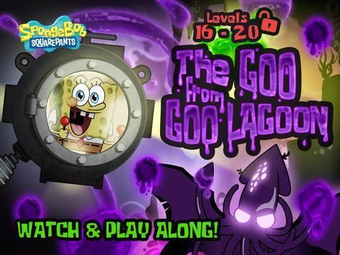 SpongeBob SquarePants: The Goo From Goo Lagoon