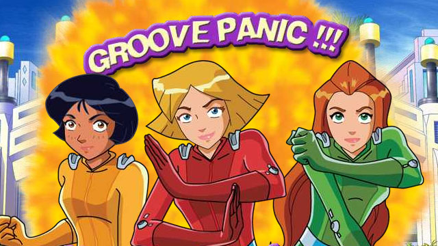 Totally Spies | Groove Panic | Game | Nick-Asia.com