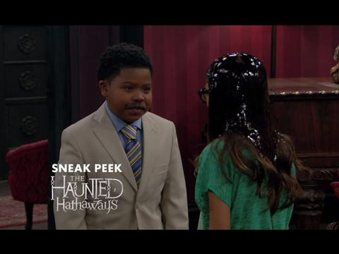 Choose Your Own Ending - The Haunted Hathaways: Sneak Peek