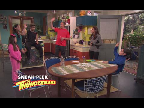 Choose Your Own Ending - The Thundermans: Sneak Peek