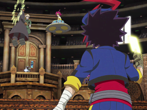 Future Card Buddyfight #17: ABC Cup Final! Exploring the Underground Maze!