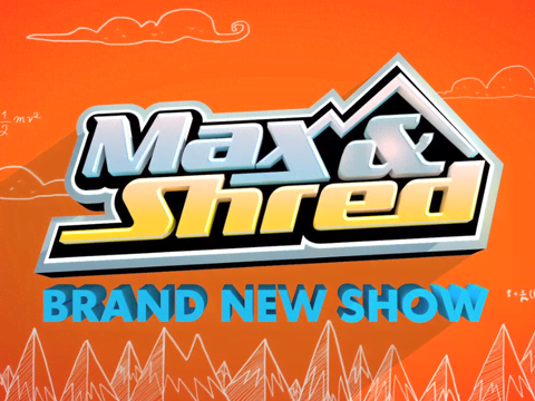 Max and Shred: Trailer