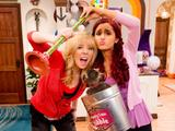 Sam & Cat: Sam & Cat Hearts Pygmy Goat