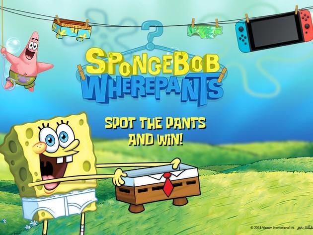 SpongeBob WherePants Contest