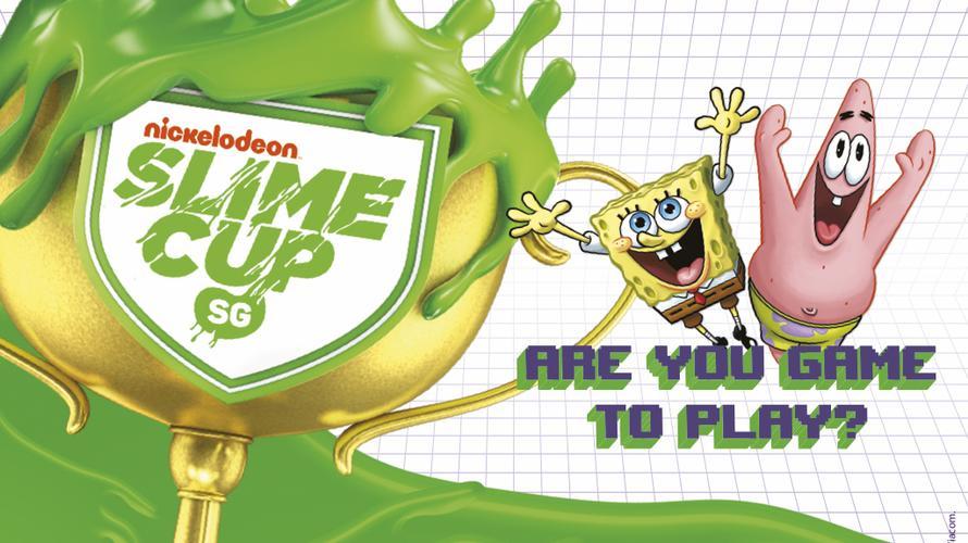 Slime Cup SG 2018