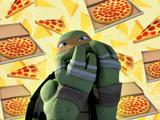 Поймай пиццу
