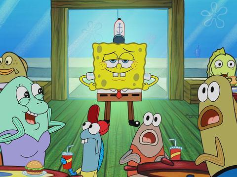 Spongebob Golden Moment: Spongebob LongPants