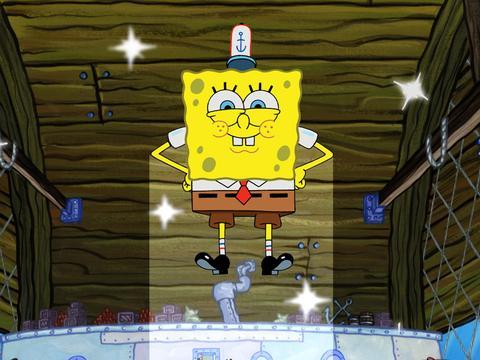 SpongeBob Golden Moment: SpongeBob the Overachiever