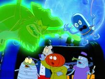 SpongeBob Golden Moment: SpongeBob GhostPants