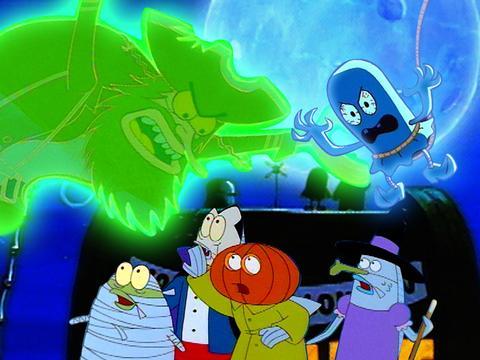 SpongeBob Golden Moment: SpongeBob GhostPants