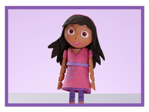 Creando a Dora, la exploradora