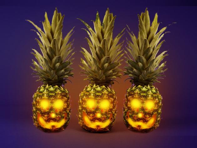 Comment creuser un ananas