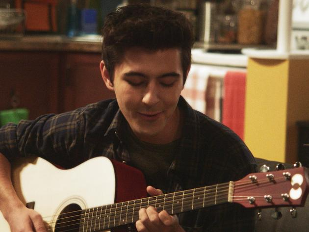 'Maybe It's You and Me' by I Am Frankie's Kyson Facer Official Music Video