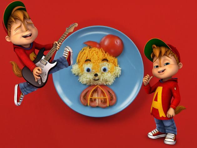Secretos de cocina: Alvin