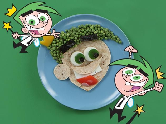 Nickelodeon Kitchen Secrets: Cosmo!