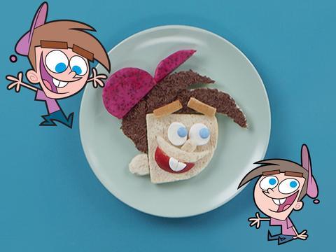 Nickelodeon Kitchen Secrets: Timmy!