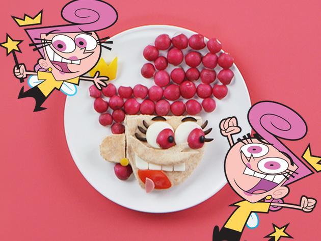 Nickelodeon Kitchen Secrets: Wanda!