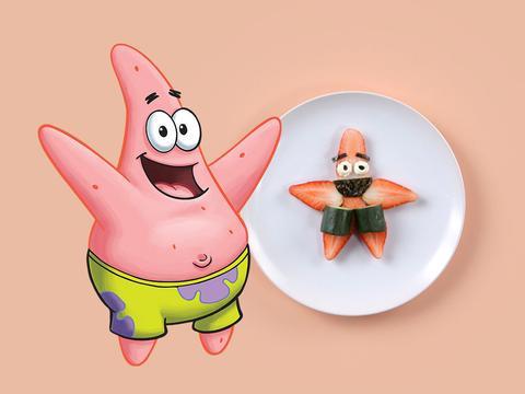 Nickelodeon Kitchen Secrets: Patrick!