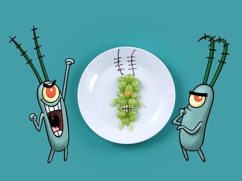 Nickelodeon Kitchen Secrets: Plankton!