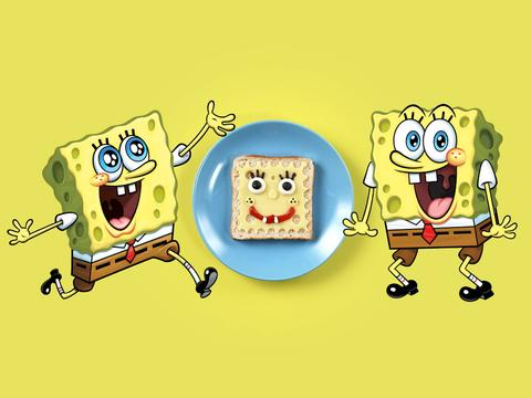 Nickelodeon Kitchen Secrets: SpongeBob!