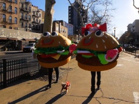 Cangreburger corazón de oro