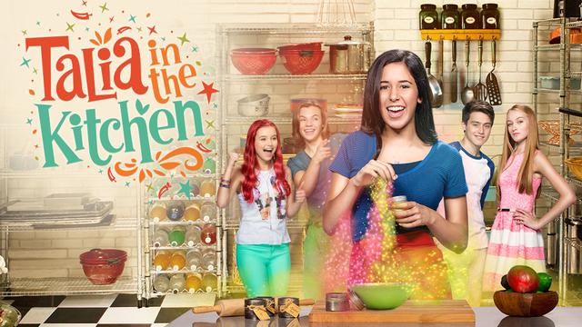 Talia In The Kitchen Episodes Watch Talia In The Kitchen
