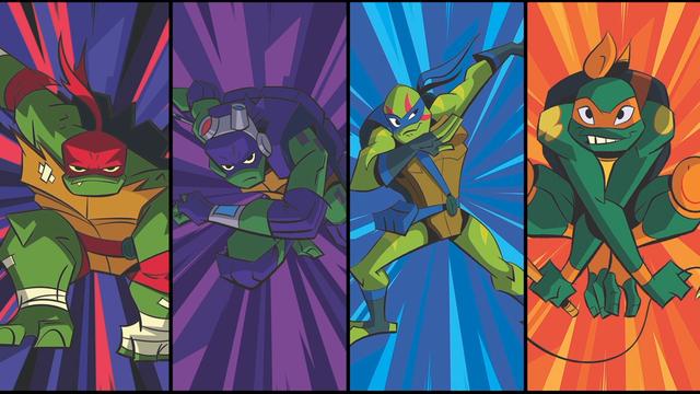 Rise Of The Teenage Mutant Ninja Turtles Episodes Watch