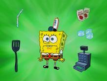 Spongebob Iconic Moment: Krabby Patty Training
