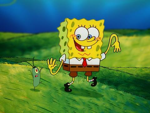 SpongeBob Iconic Moment: The FUN Song