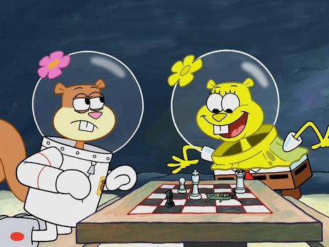 SpongeBob Iconic Moment: Mimic Madness