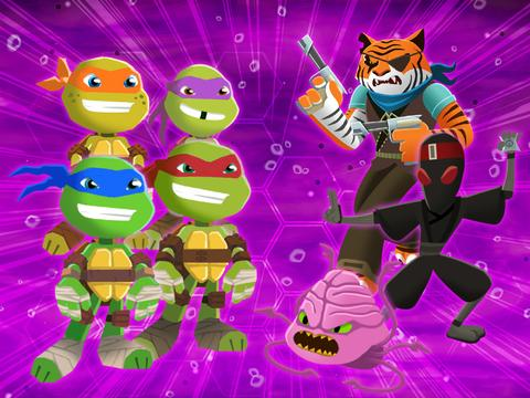 TMNT: Pizza Quest