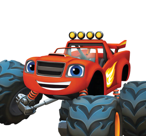 Blaze Desde Blaze Y Los Monster Machines Nickelodeon Espana