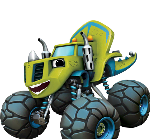 Zeg From Blaze And The Monster Machines Nickelodeon Arabia
