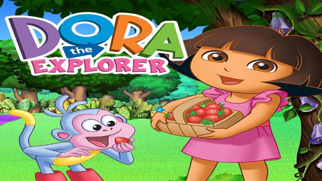 Dora the explorer new show