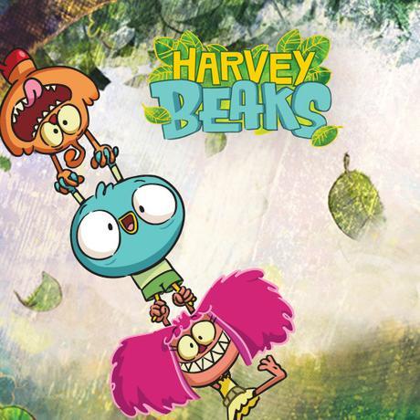 Harvey Beaks