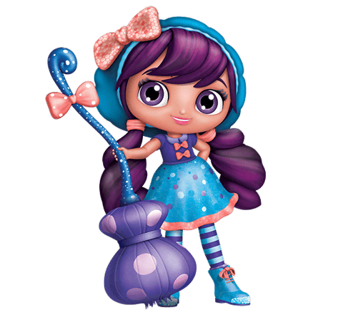Lavender From Little Charmers Nickelodeon Africa