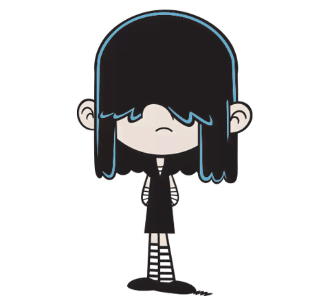 Lucy Loud From Loud House Nick