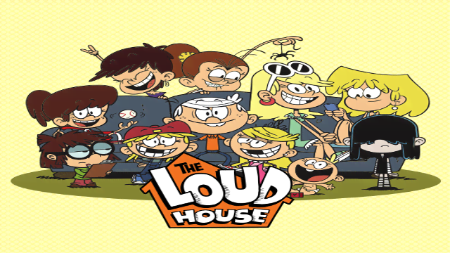 Lincoln Loud From Loud House Nick