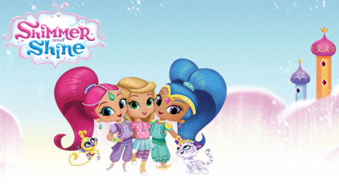 leah from shimmer and shine nickelodeon arabia